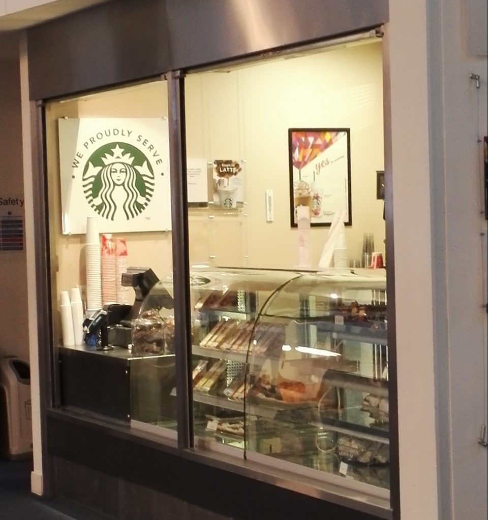 Napier University Starbucks