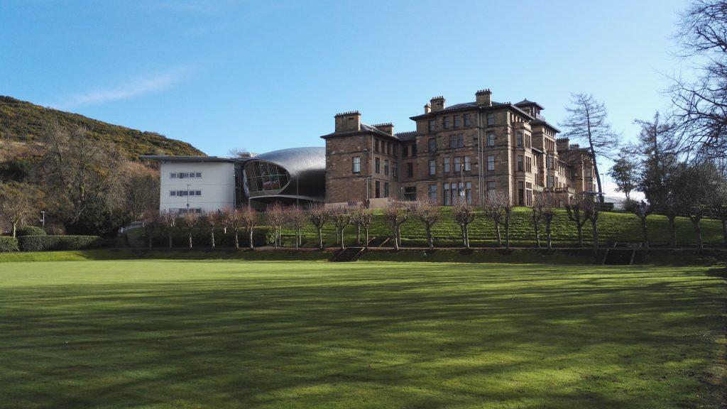 Napier University Craiglockhart Campus 1