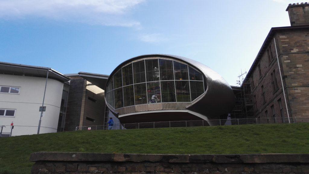Napier University Craiglockhart Campus 2