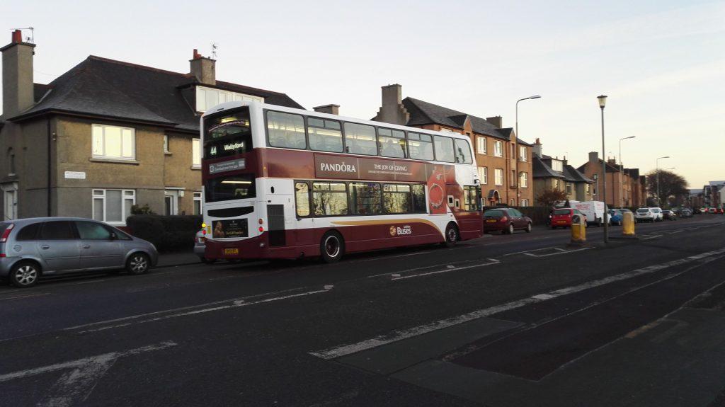 Lohian Bus Edinburgh