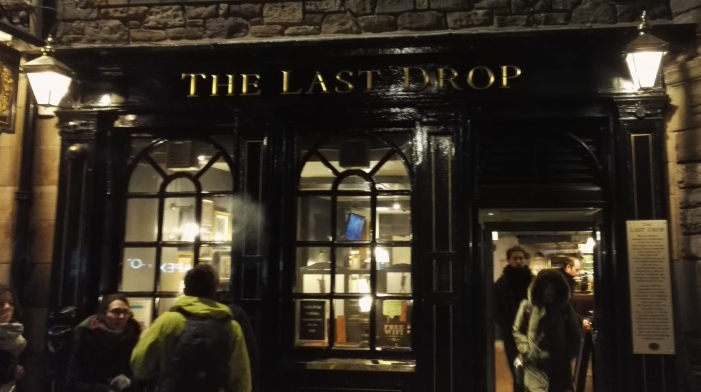 The last drop Pub