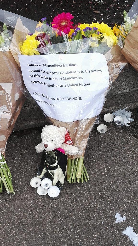 Manchester Gedenken